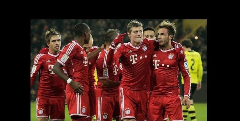 Photo de Le Bayern Munich célèbre son 115e anniversaire: vidéo