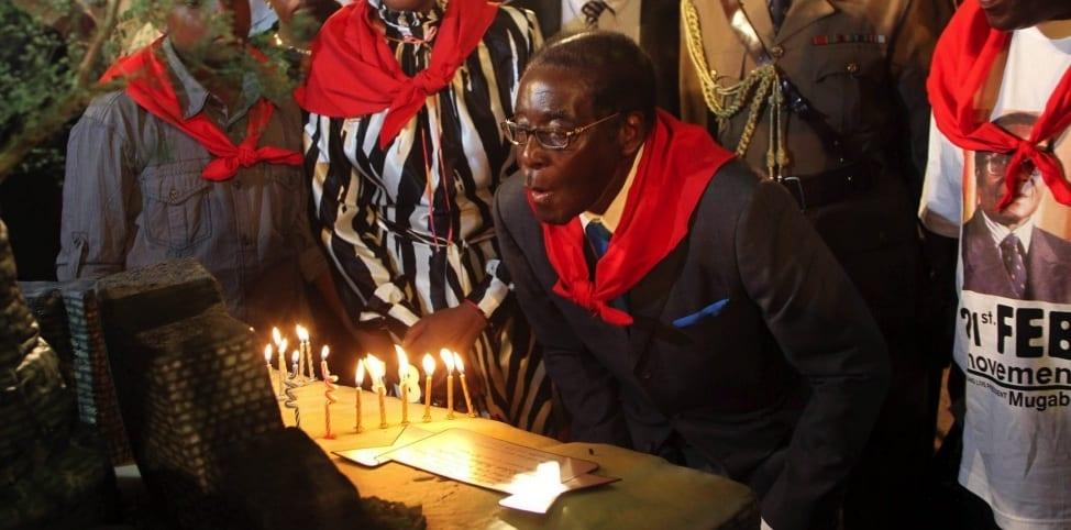 Mugabe-anniversaire1