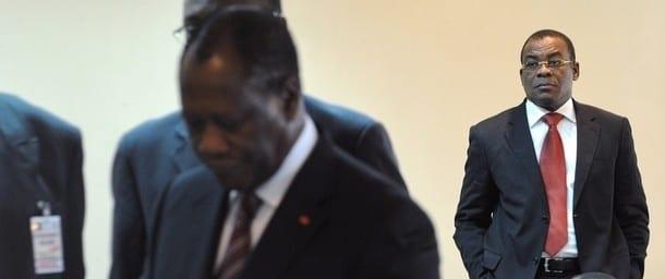 Photo de Côte d'Ivoire : Affi N'guessan absent à l'inhumation de la mère de Gbagbo