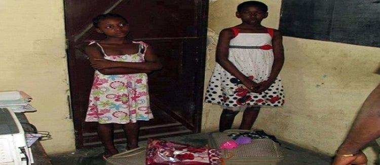 Photo de Cameroun: Deux fillettes de 11 ans décident de partir à l'aventure en France