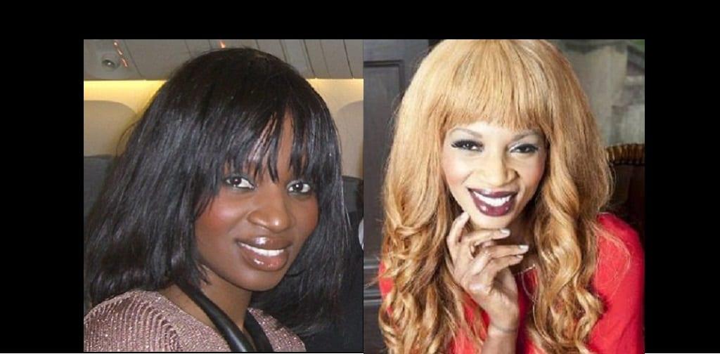 Photo de 8 célébrités africaines qui se blanchissent la peau ouvertement: photos
