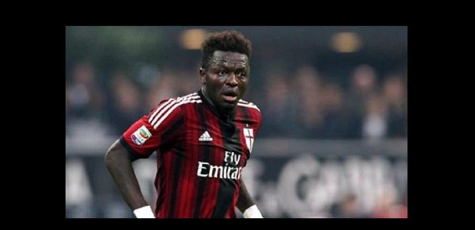 Photo de Le ghanéen Sulley Muntari payé pour ne pas jouer pour l'AC MILAN