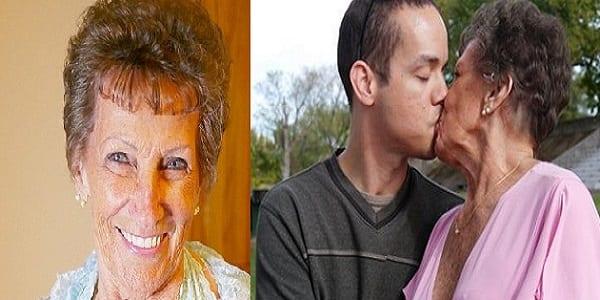 """Photo de Incroyable: Cette mamie de 80 ans est une""""couguar"""". Elle collectionne plus de 1000 amants (Vidéo)"""