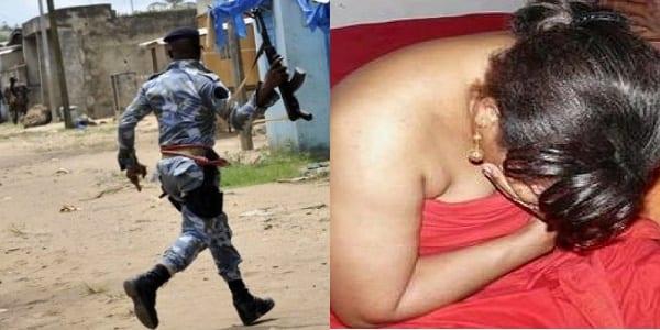 Photo de Côte d'Ivoire : un gendarme surprend sa femme en plein délit d'adultère