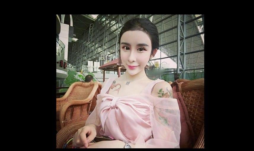 Photo de Une chinoise de 15 ans subie une chirurgie plastique extrême pour reconquerir son ex petit ami : photos