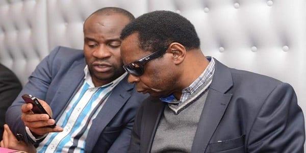 Photo de Cameroun : L'artiste-musicien André Mari Talla a-t-il recouvré la vue ?