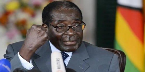 Photo de Mugabe s'attaque à l'Occident et demande aux pays Francophones d'Afrique de se réveiller