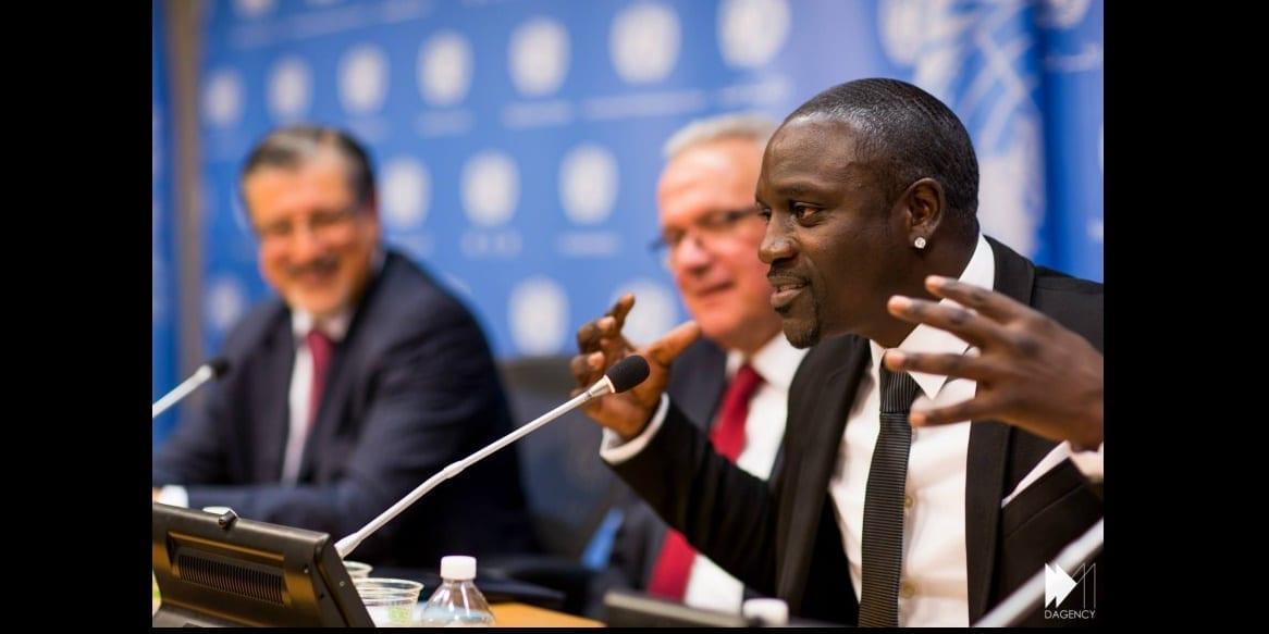 Photo de Inspiration : Akon veut ouvrir un centre de formation à l'énergie solaire au Mali