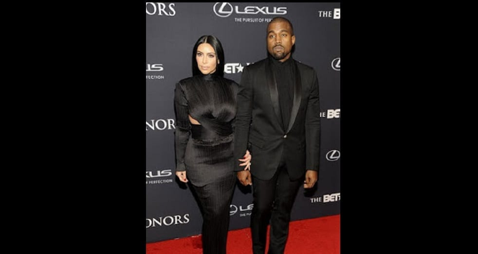 Photo de Mesdames accepteriez vous ce que Kanye West a fait à Kim K si vous étiez à sa place…?