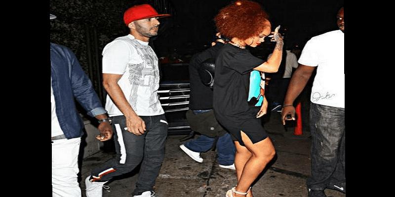Photo de Rihanna et Benzema passent une nouvelle soirée ensemble