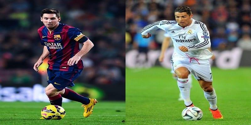 Photo de Barça : Lionel Messi ne voit pas Cristiano Ronaldo comme un rival