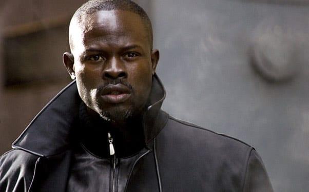 Photo de Le Béninois Djimon Hounsou: de SDF à star de Hollywood