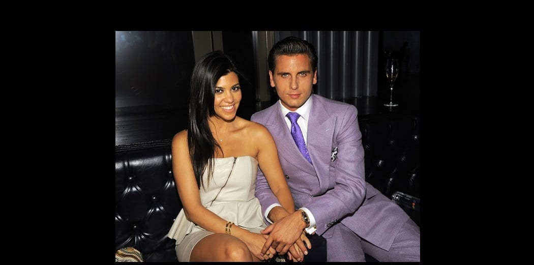 Photo de Kourtney Kardashian largue (encore) Scott Disick!