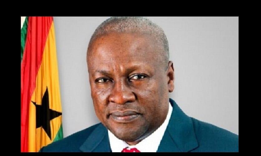 Photo de Ghana: Un homme armée arrêté dans l'église du président Mahama