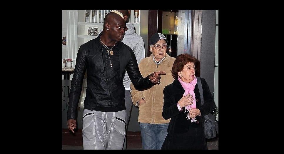 Photo de Mario Balotelli: Il a perdu son père adoptif