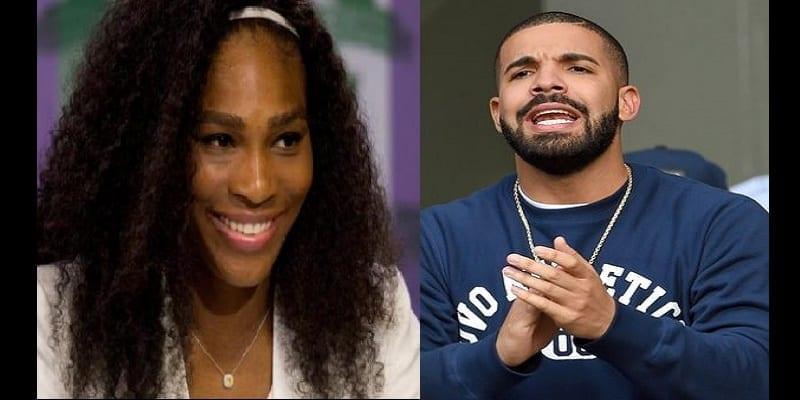 Photo de Serena Williams  a décidé de ne plus cacher la vérité sur sa relation avec Drake
