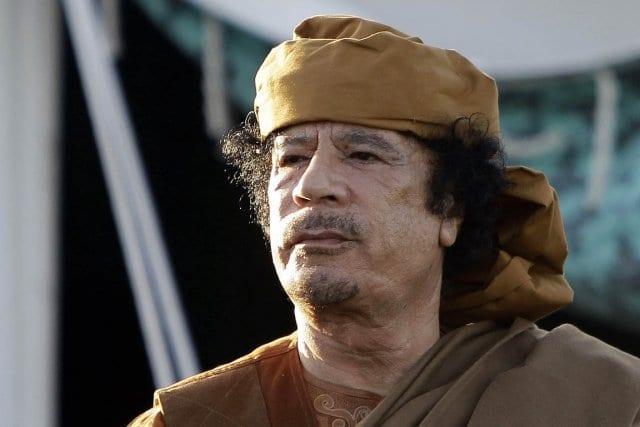 Photo de L'émouvante dernière lettre de Kadhafi dévoilée… A lire!!!