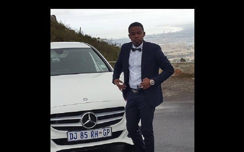 Photo de Sandile Shezi, le plus jeune millionnaire sud-africain: PHOTOS