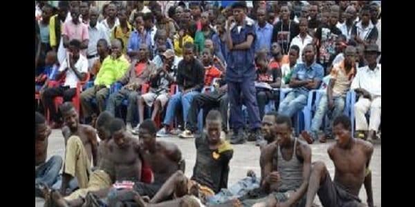 Photo de RDC/Kinshasa : les « kuluna » ont refait surface et ils sèment la terreur dans la ville
