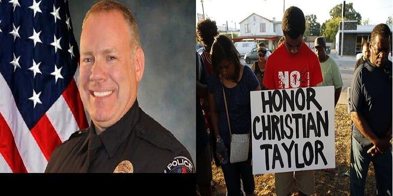 Photo de USA : le policier qui avait abattu un étudiant noir au Texas a été licencié
