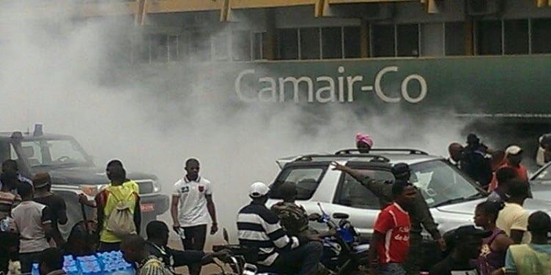 Photo de Cameroun : les passagers se révoltent contre la compagnie aérienne Camair-co