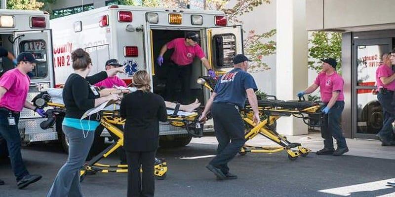 Photo de USA : un jeune homme abat dix personnes dans une fusillade au campus universitaire