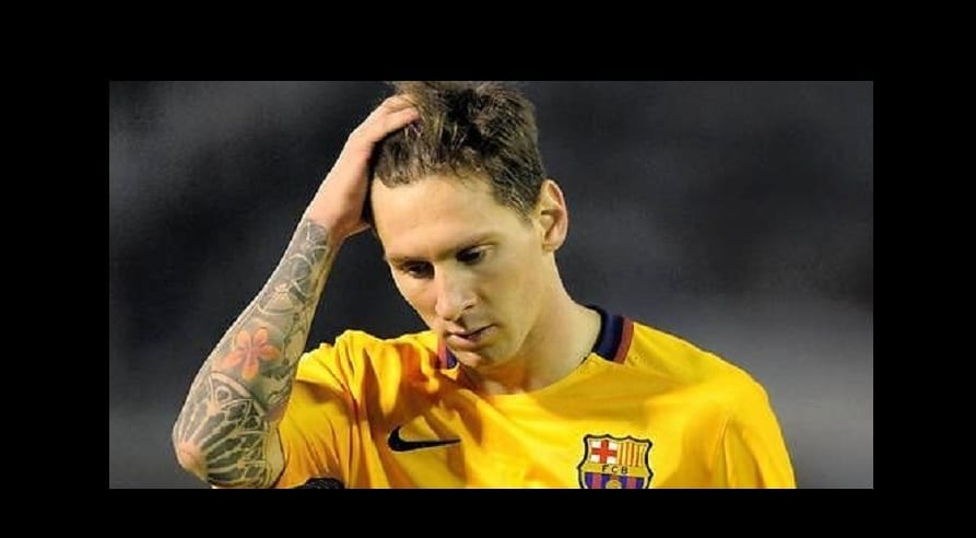 Photo de Lionel Messi en justice pour fraude