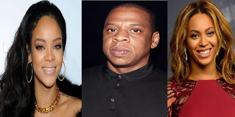 Photo de France : Rihanna, Jay-Z, Beyoncé portent plainte à un prêt à porter Parisien
