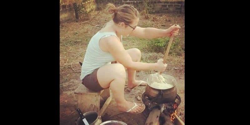 Photo de Confidence : « Je suis blanche et mon amour pour la cuisine africaine me crée des ennemis…aidez-moi svp