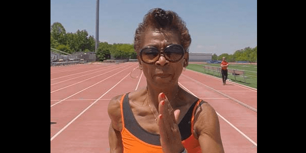 Photo de USA : à 77ans elle bat le record national de sprint chez les séniores