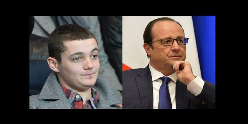 Photo de Attentats de Paris : découvrez les graves déclarations du fils de  Sarkozy envers François Hollande