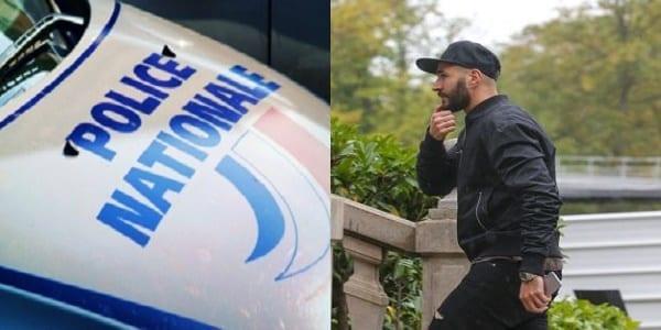 Photo de Benzema a été arrêté pour complicité d'arnaque présumée (150.000 euros) de son coéquipier