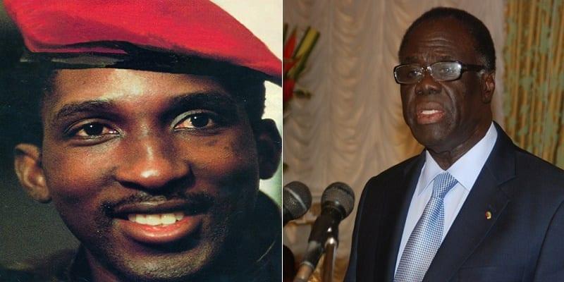 Photo de Burkina Faso: Michel Kafando rend un vibrant hommage à Thomas Sankara
