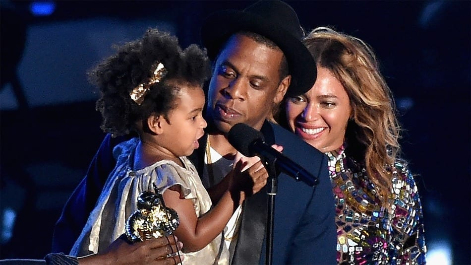 Photo de Jay Z et Beyoncé: Leur fille Blue Ivy serait une surdouée!