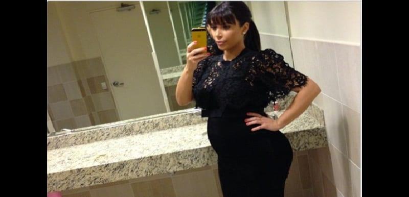 Photo de Une troisième grossesse serait dangereuse pour Kim Kardashian