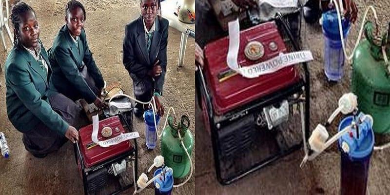 Photo de Des écolières nigérianes se font voler leur invention par des britanniques