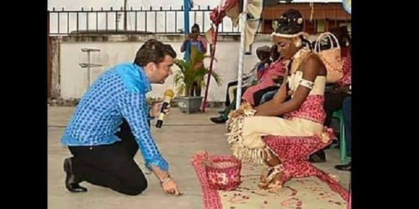 Photo de Gabon : un Blanc dépense 25 millions de dot pour une Gabonaise