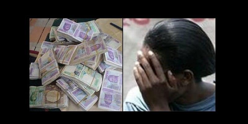 Photo de Cameroun : Une femme de ménage emporte 35 millions de Francs CFA  chez son patron chinois
