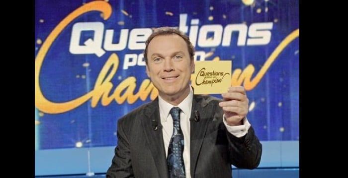 Photo de France 3 : Julien Lepers quitte l'animation de l'émission «Questions pour un champion »