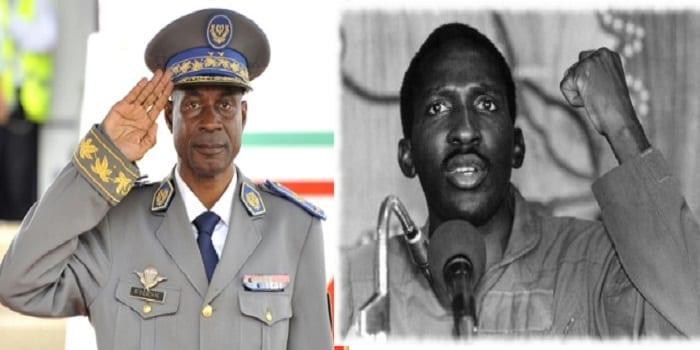 Photo de Burkina Faso: Le général Gilbert Diendéré inculpé pour le meurtre de Thomas Sankara