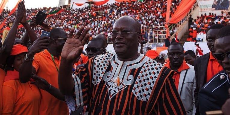 Photo de Kaboré, le nouveau Président Burkinabé va t'il venger Sankara ?