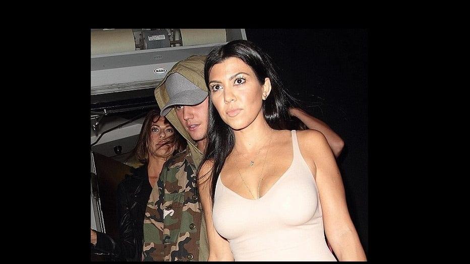 Photo de Justin Bieber confie avoir été utilisé par Kourtney Kardashian