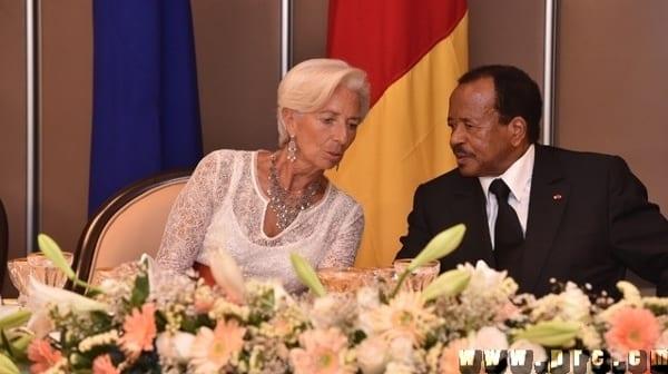 Photo de Les trois propositions de Christine Lagarde pour l'émergence du Cameroun