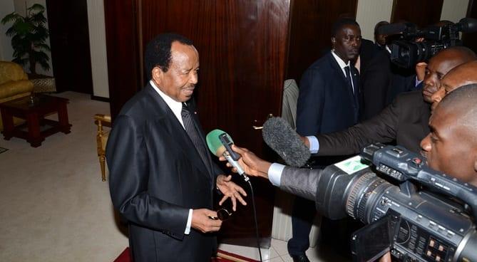 Photo de Cameroun : Biya exhorte les camerounais à faire usage de la sorcellerie pour éliminer Boko Haram