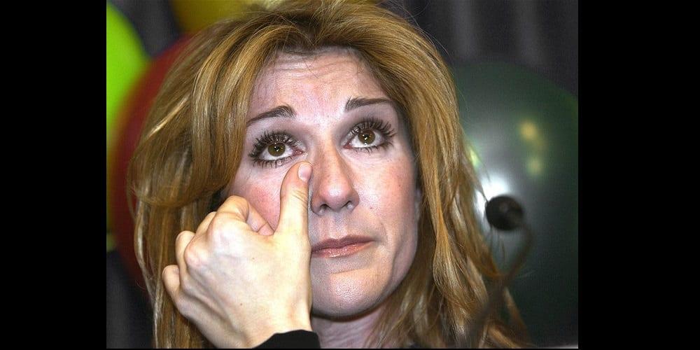 Photo de Céline Dion : « René, je t'aime tellement »