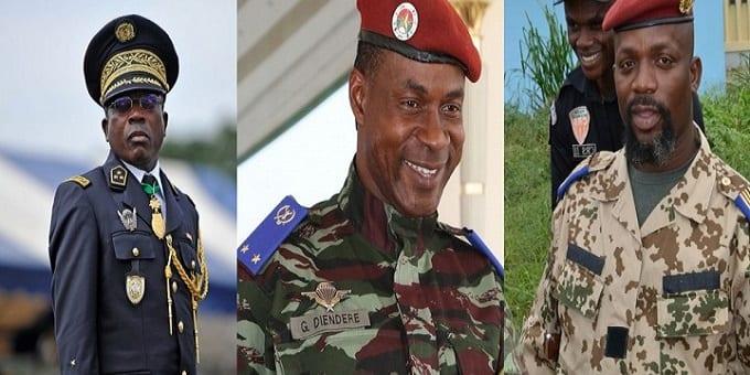 Photo de Putsch au Burkina Faso: de nouveaux enregistrements incriminent des officiers supérieurs de l'armée ivoirienne