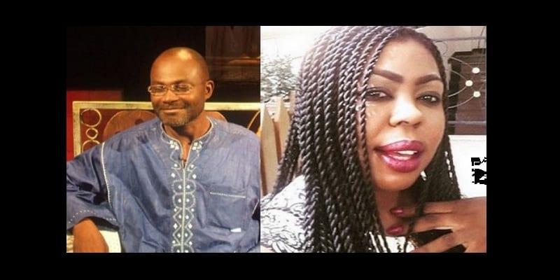 Photo de Ghana: recadré pour insultes, un député menace de publier les photos nues d'une présentatrice radio TV