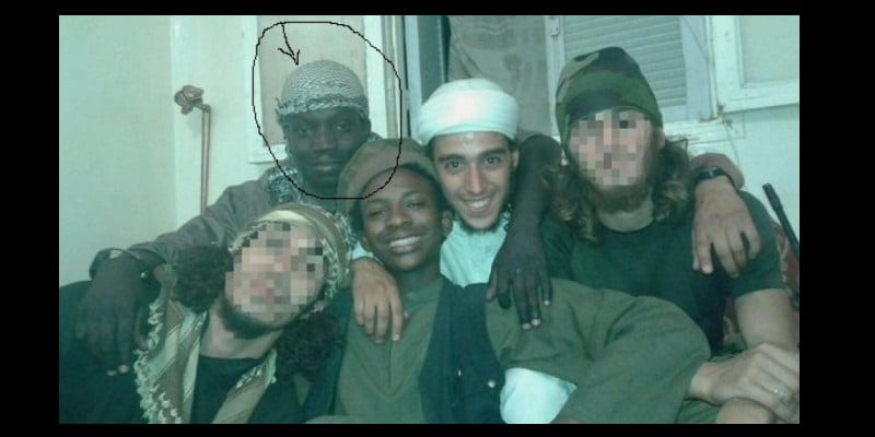 Photo de Sénégal : un djihadiste menace son propre pays d'attaque terroriste