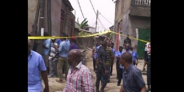 Photo de Douala: L'explosion d'une grenade fait un mort et un blessé