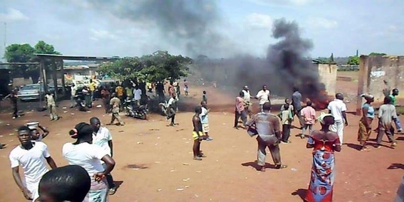 Photo de Côte d'Ivoire: 5 morts et 20 blessés dans des affrontements communautaires
